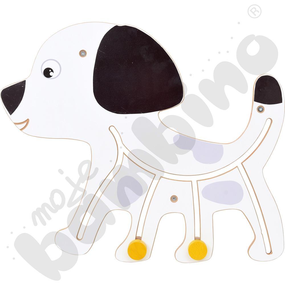 Przesuwanka Pies