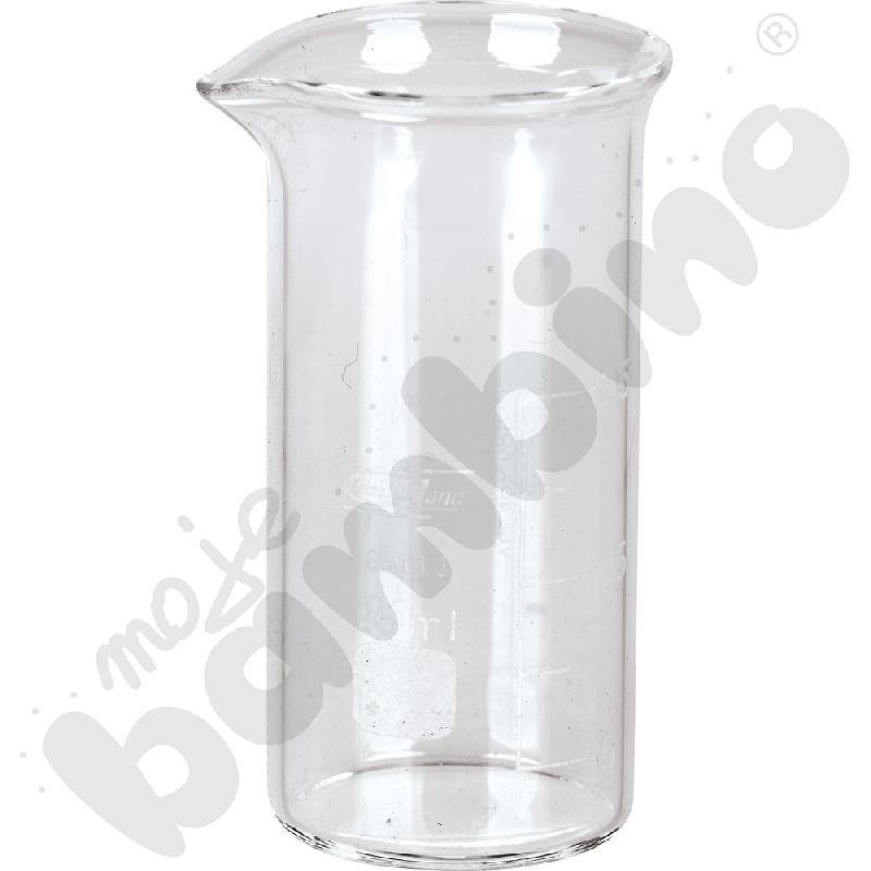 Zlewka wysoka szklana 25 ml