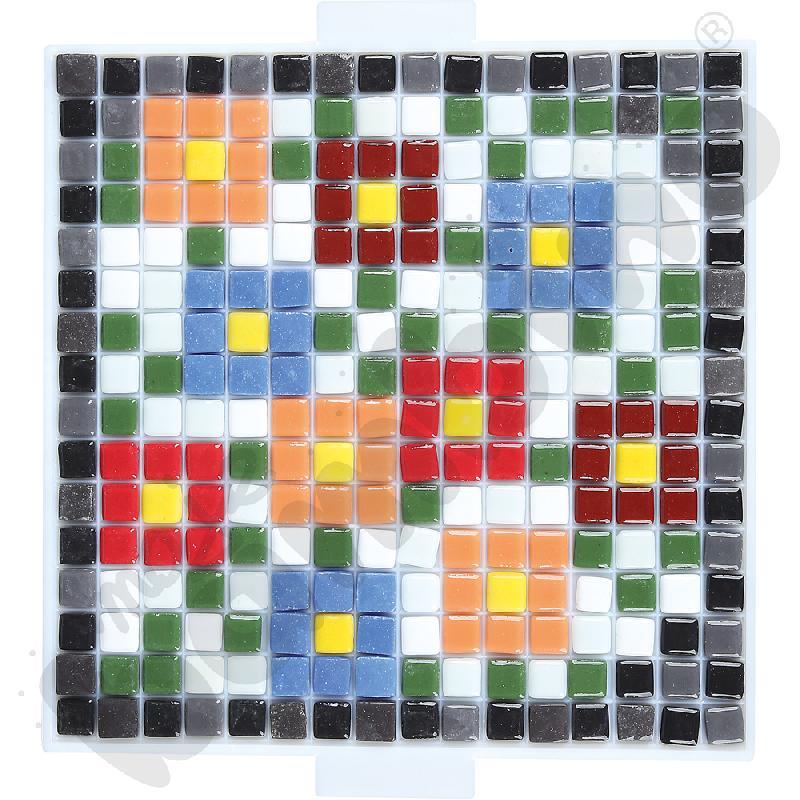 Mozaika z kamykami