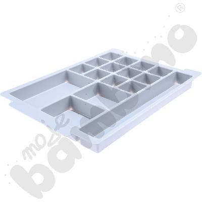 Wkład do pojemnika z 16 komorami