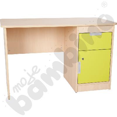 Quadro - biurko z szufladą...