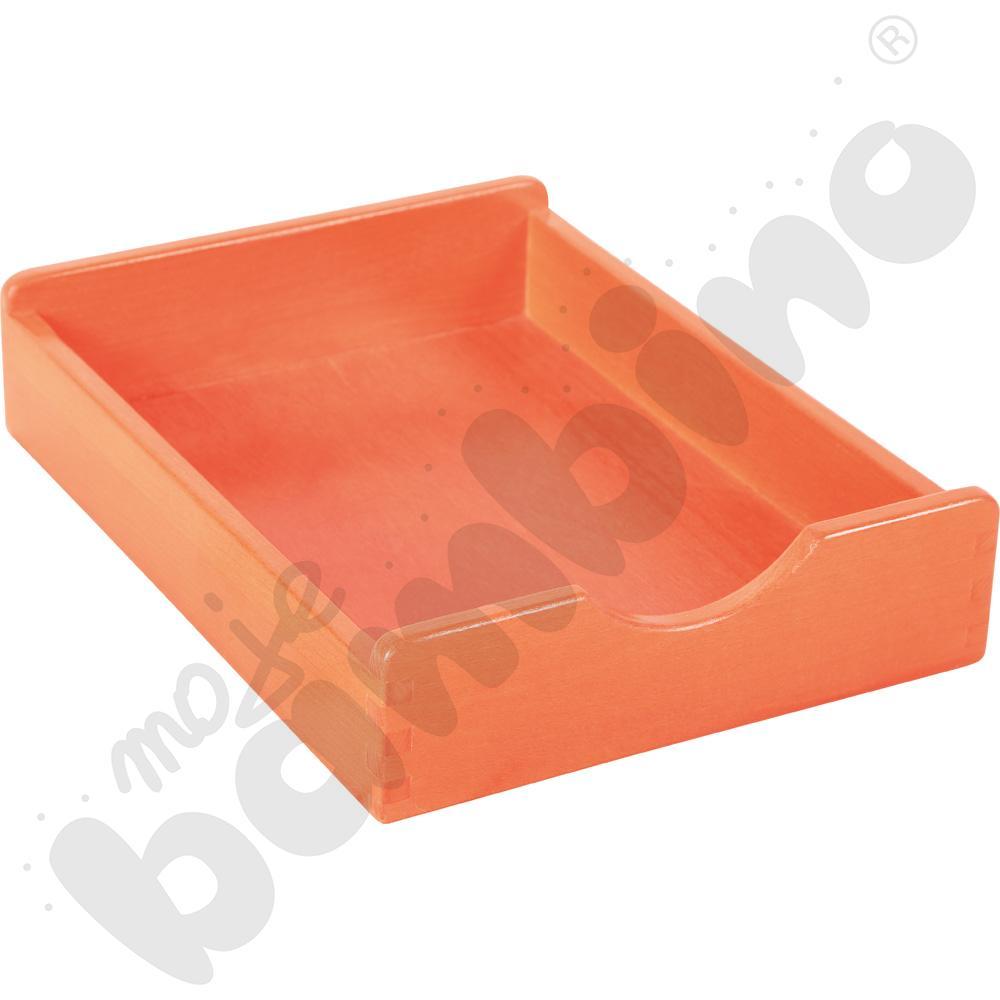 Szuflada pomarańczowa