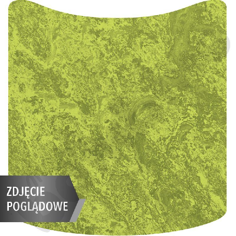 Cichy stół Plus falisty mały, 70 x 72, rozm. 2 - zielony