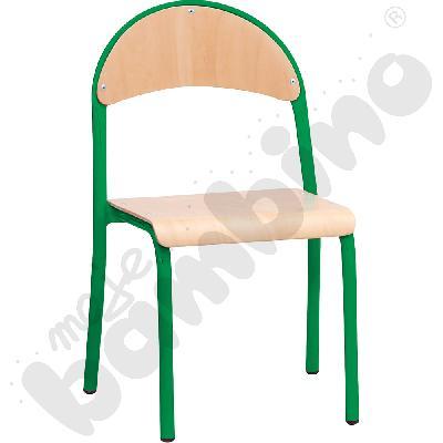 Krzesło P rozm. 3 zielone