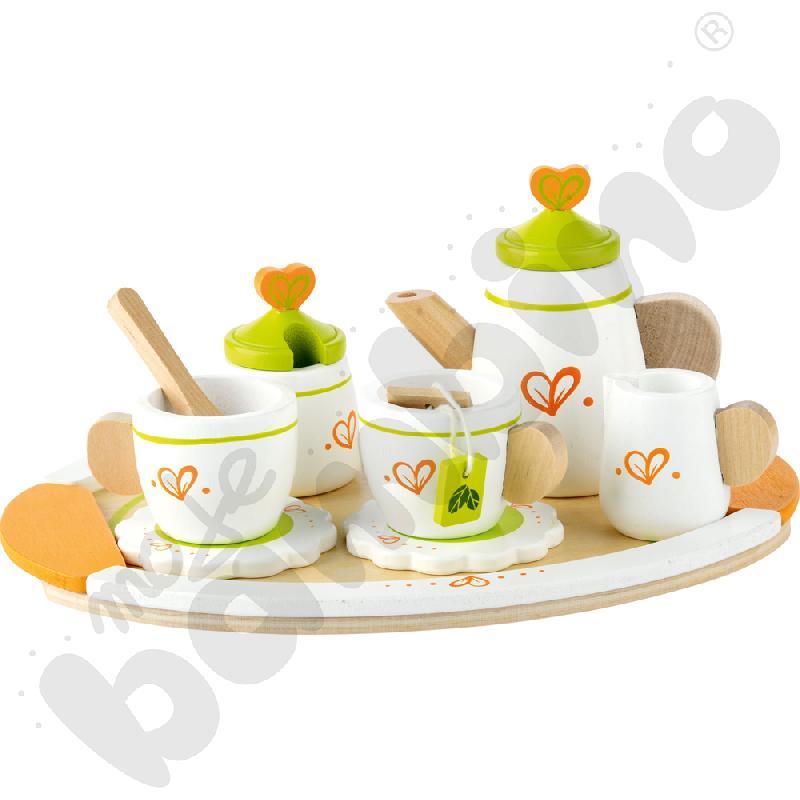 Zestaw herbatka dla dwojga
