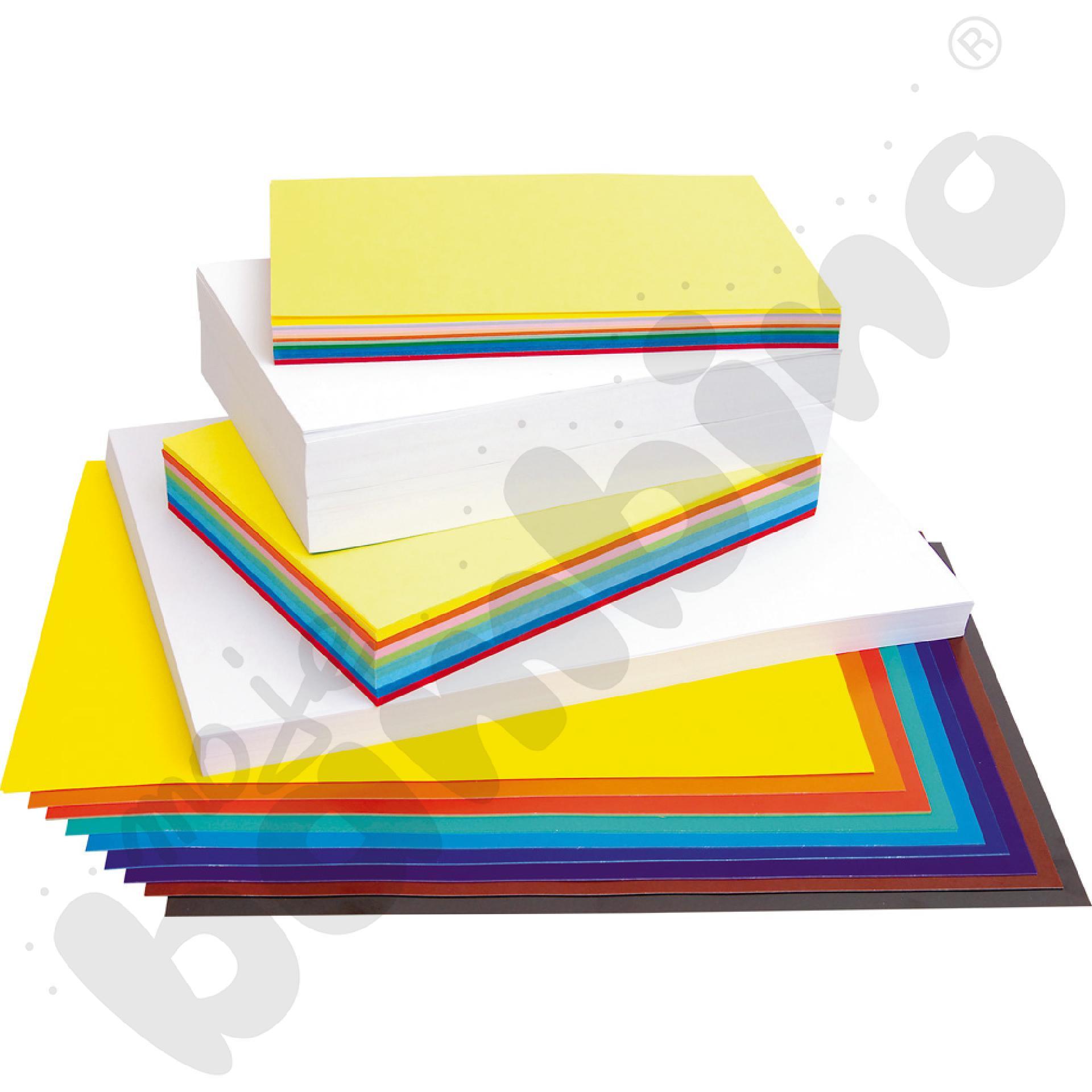 Zestaw papierów podstawowych
