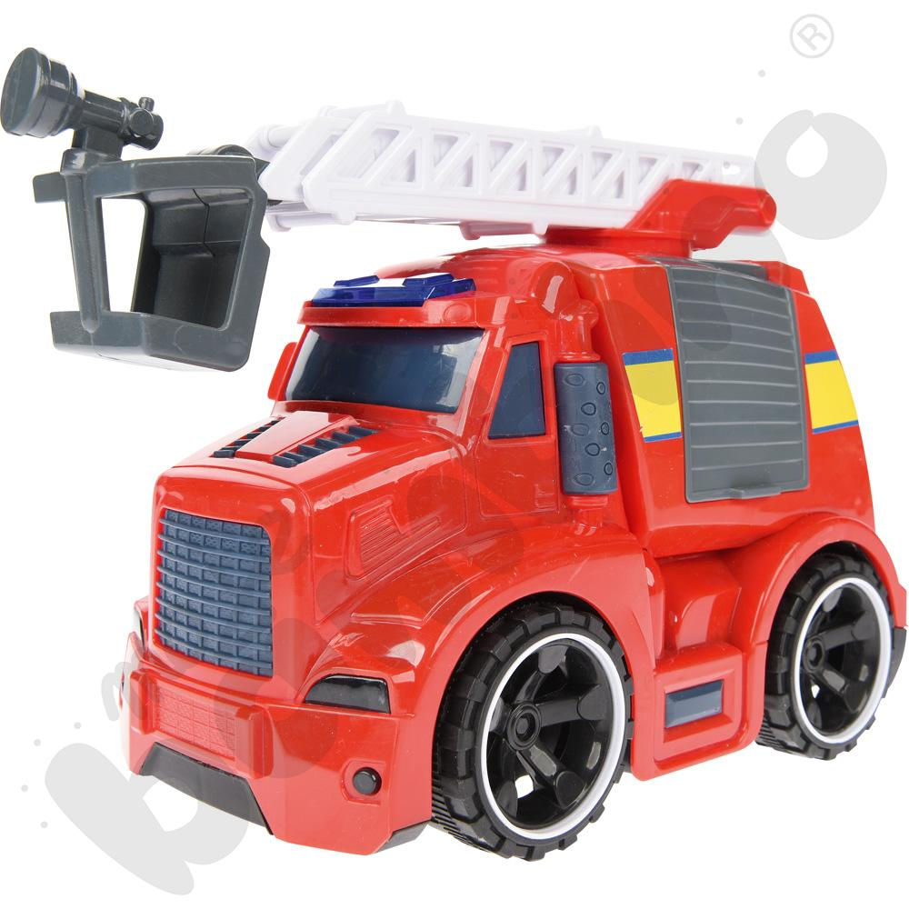 Wóz strażacki Adasia