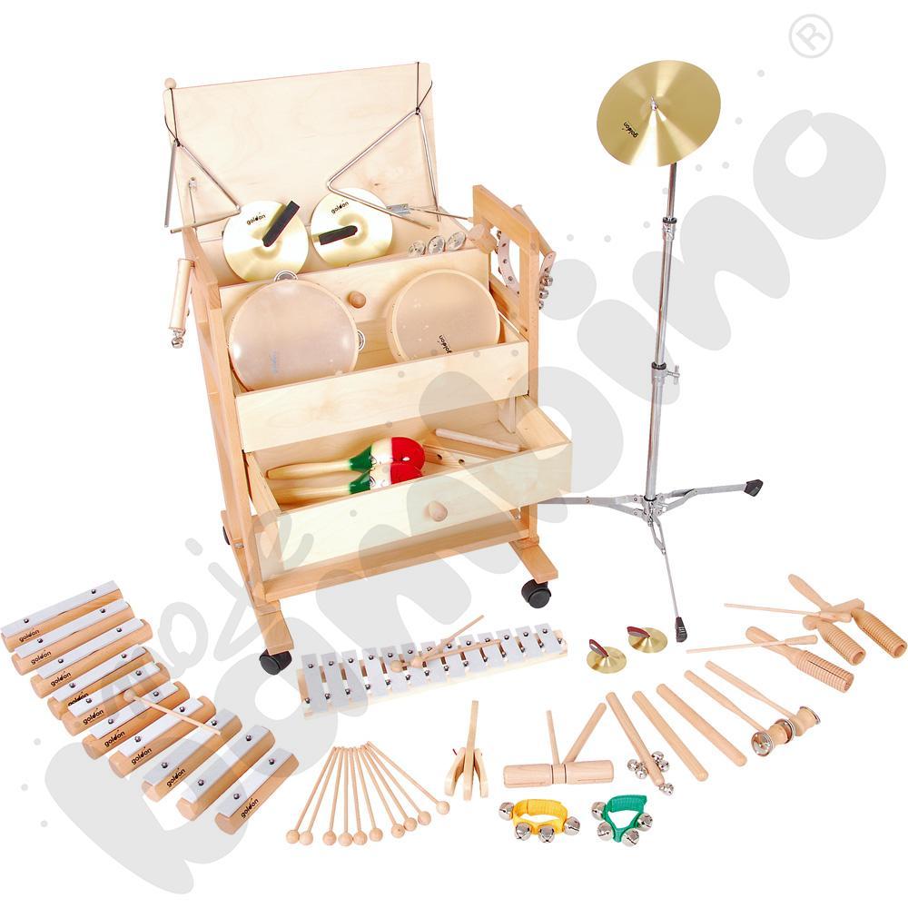Stolik z instrumentami 2