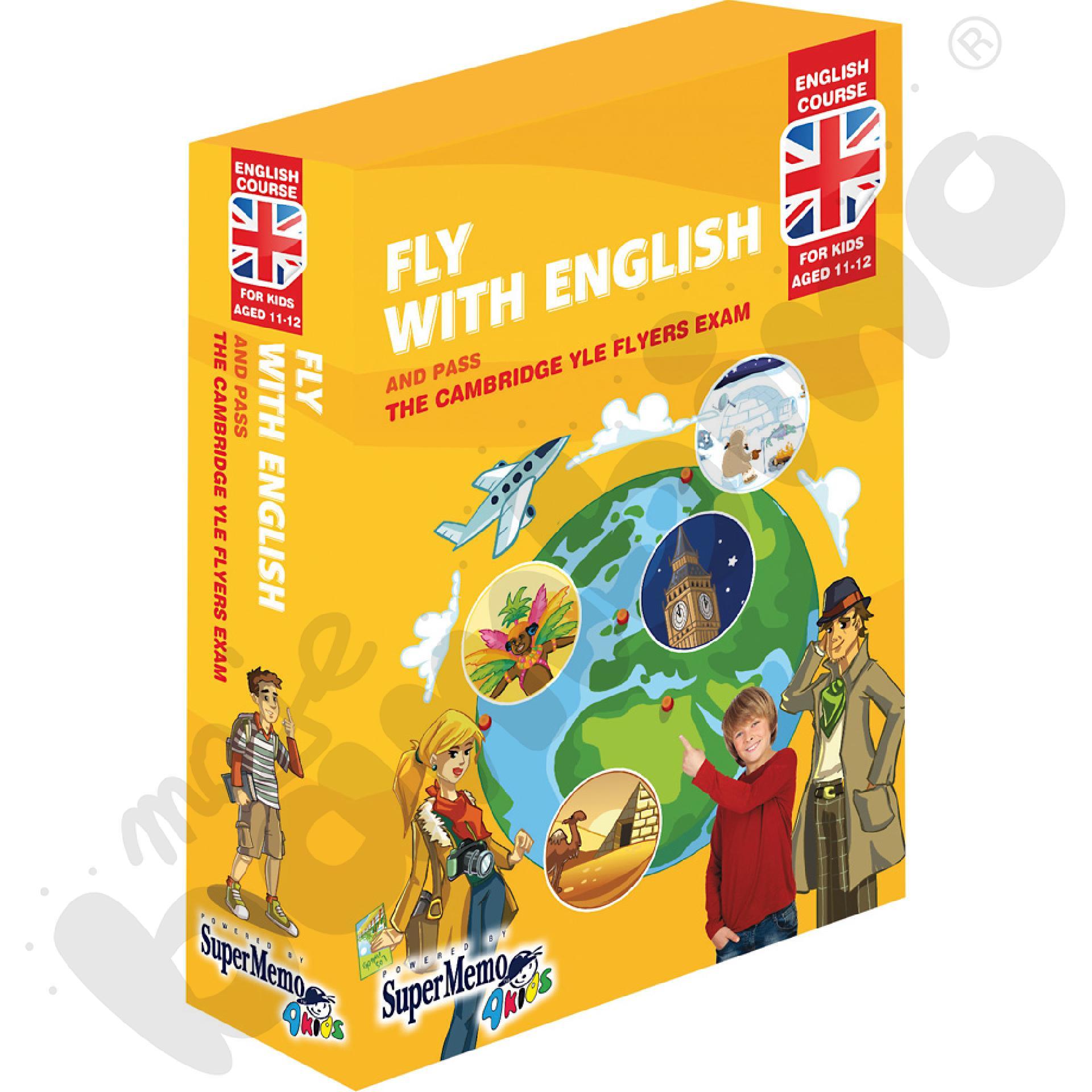 Kurs multimedialny do nauki j. angielskiego - YLE Rozwiń skrzydła