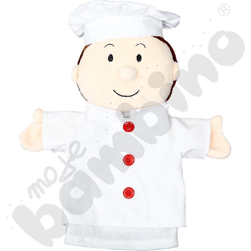 Pacynka - kucharz