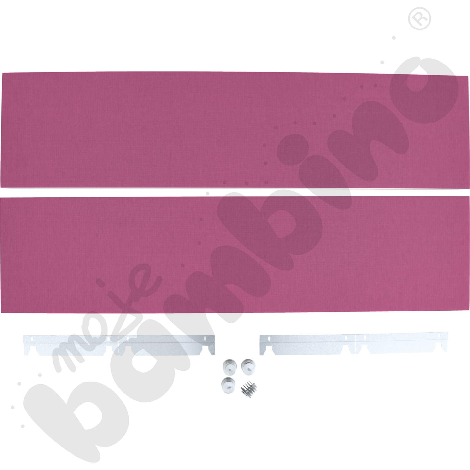 Panel Ecophon Akusto różowy...