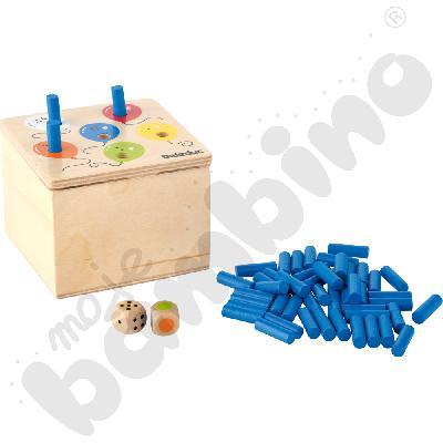 Niebieski balon - gra