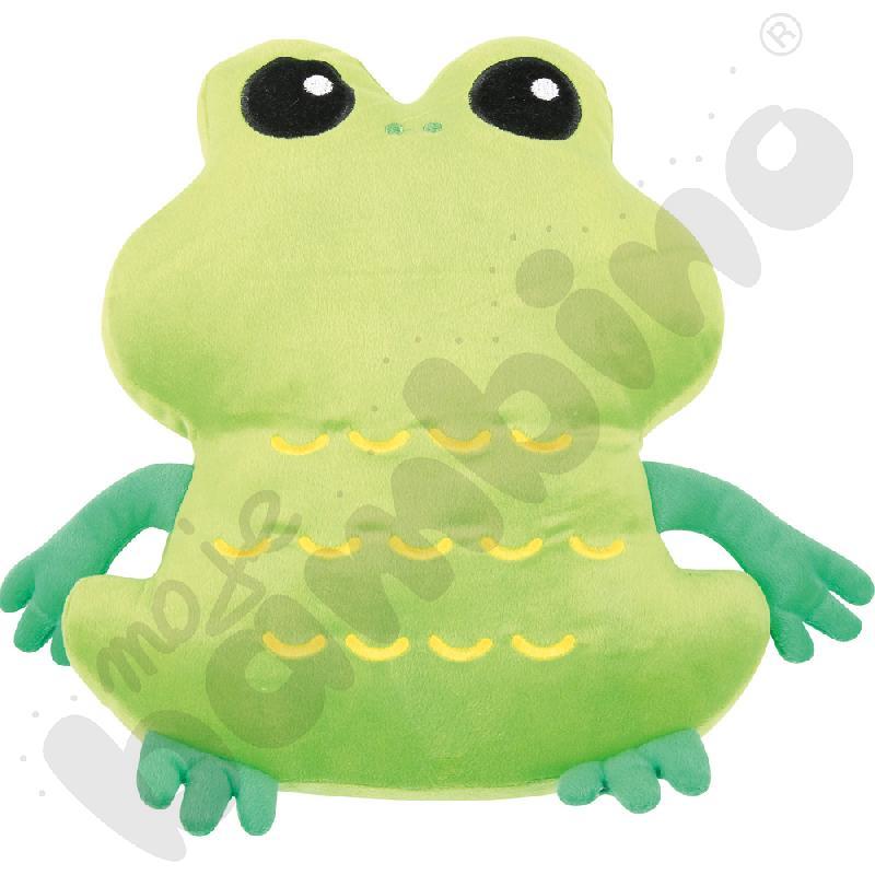 Poduszka FLAT żaba
