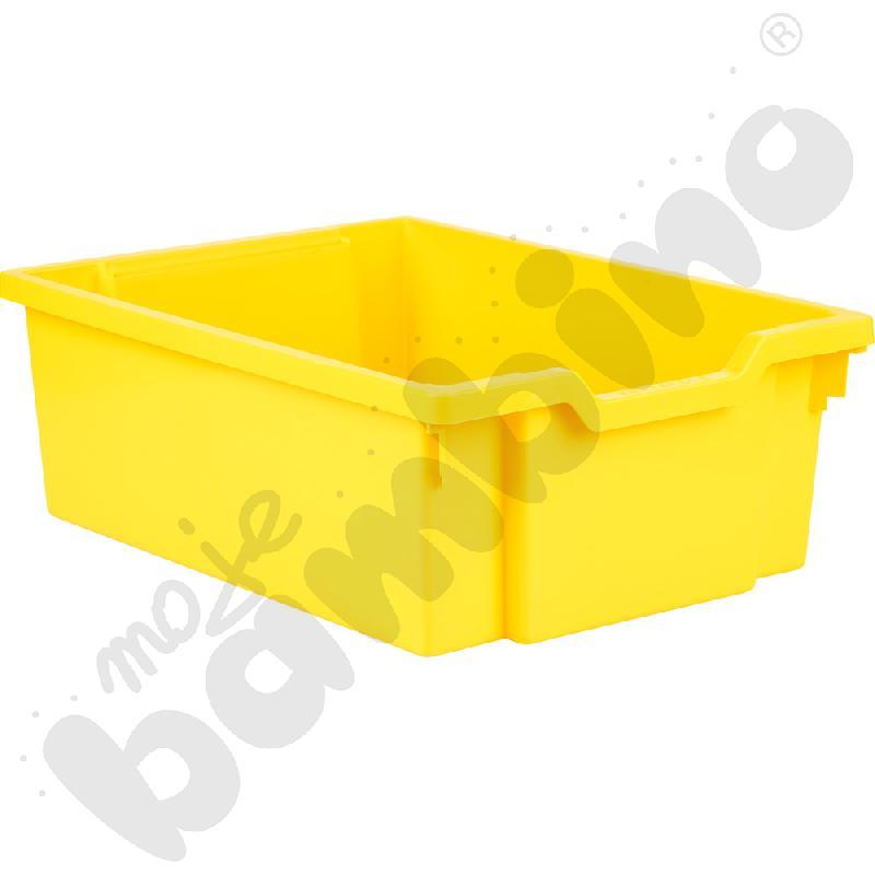 Pojemnik głęboki 2 - żółty