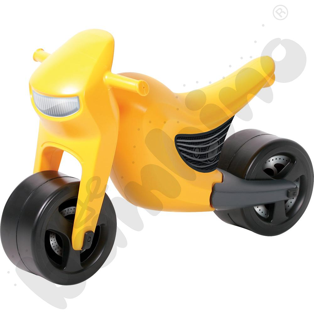Motorek Speedee - żółty