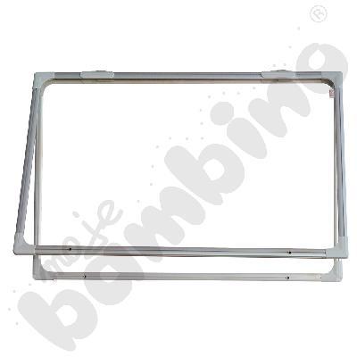 Gablota wewnętrzna otwierana do góry suchościeralno-magnetyczna 150 x 100 cm