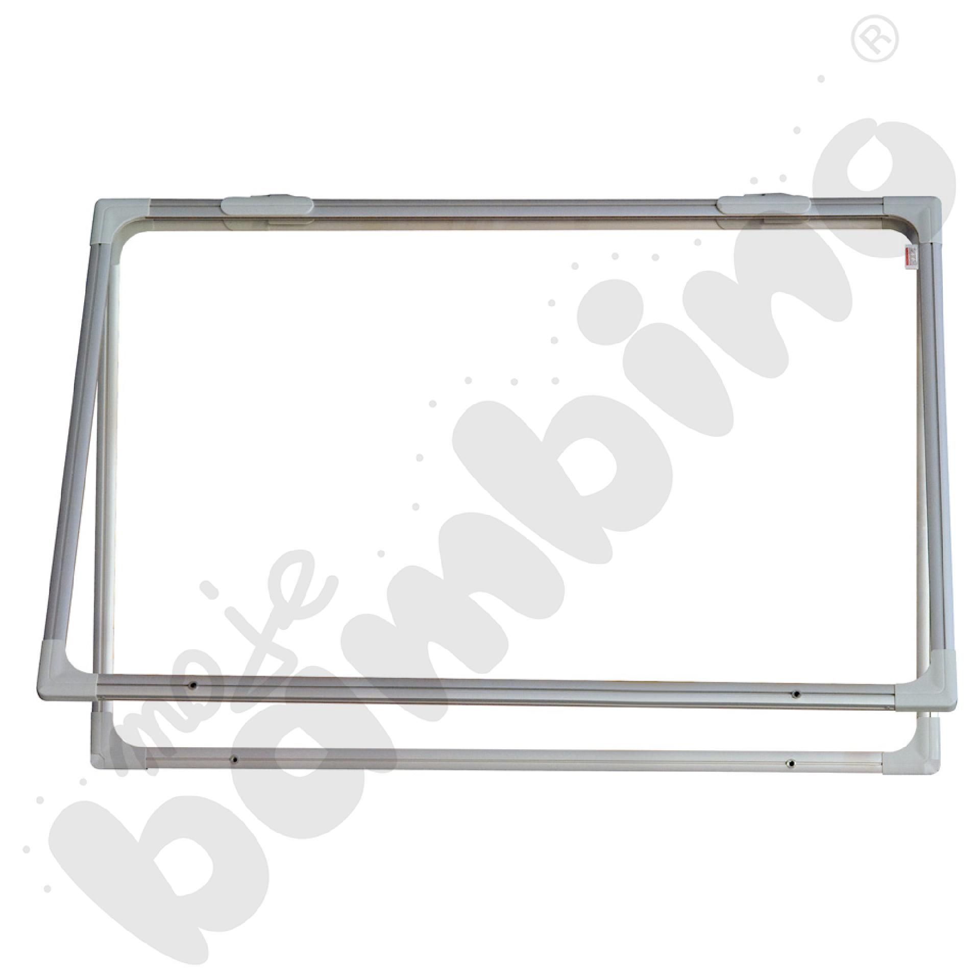 Gablota wewnętrzna otwierana do góry suchościeralno-magnetyczna 90 x 60 cm