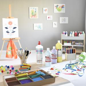 Pomoce do zajęć artystycznych