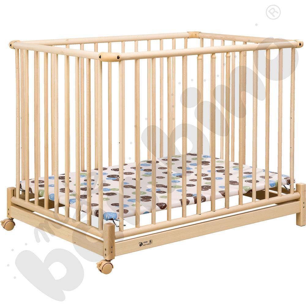Kojec dziecięcy drewniany