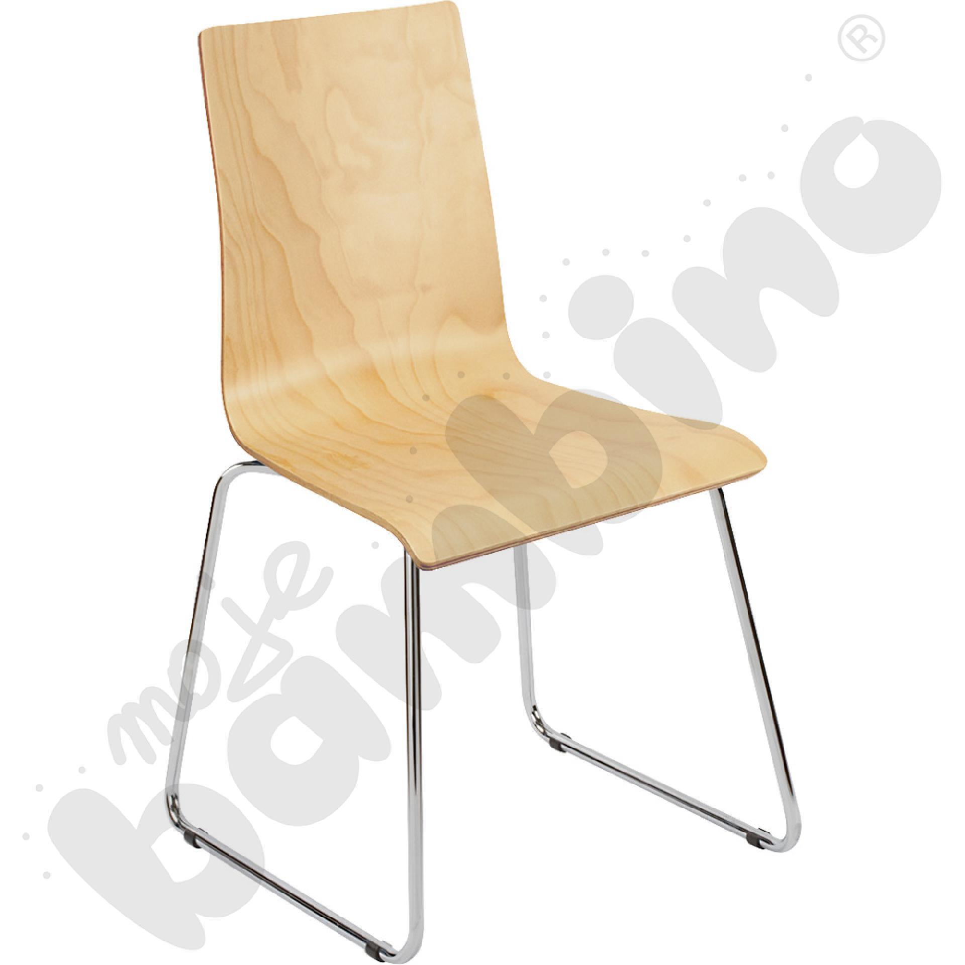 Krzesło Cafe VII cfs chrome