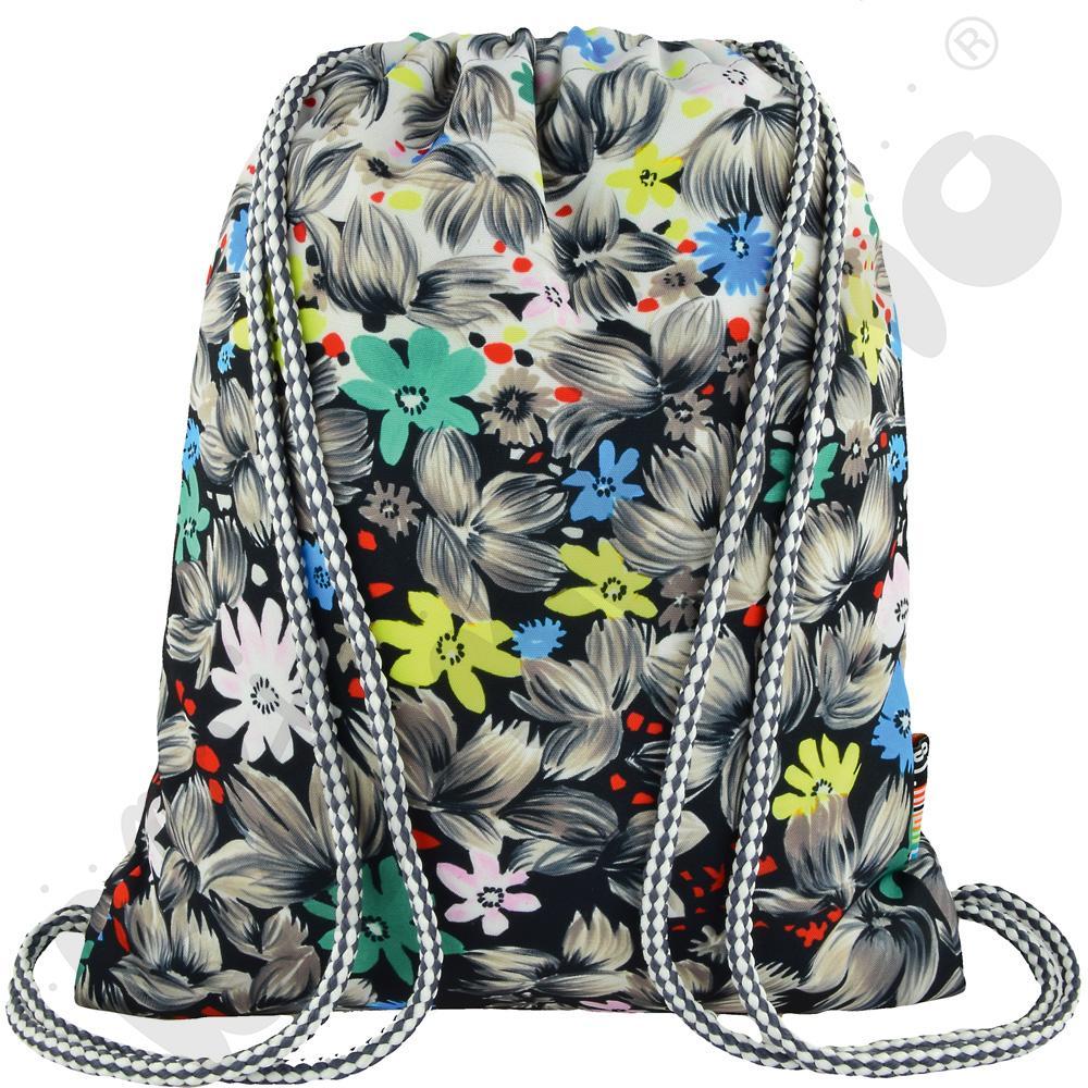 Plecak na sznurkach FLOWERS...