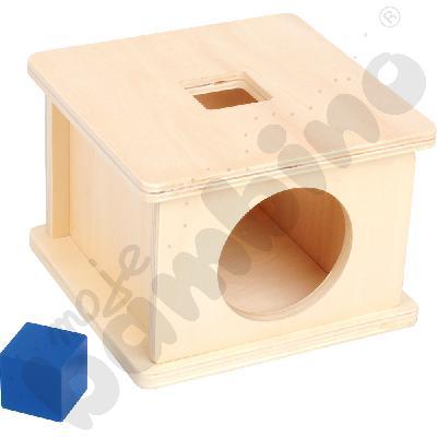 Pudełko - kwadrat