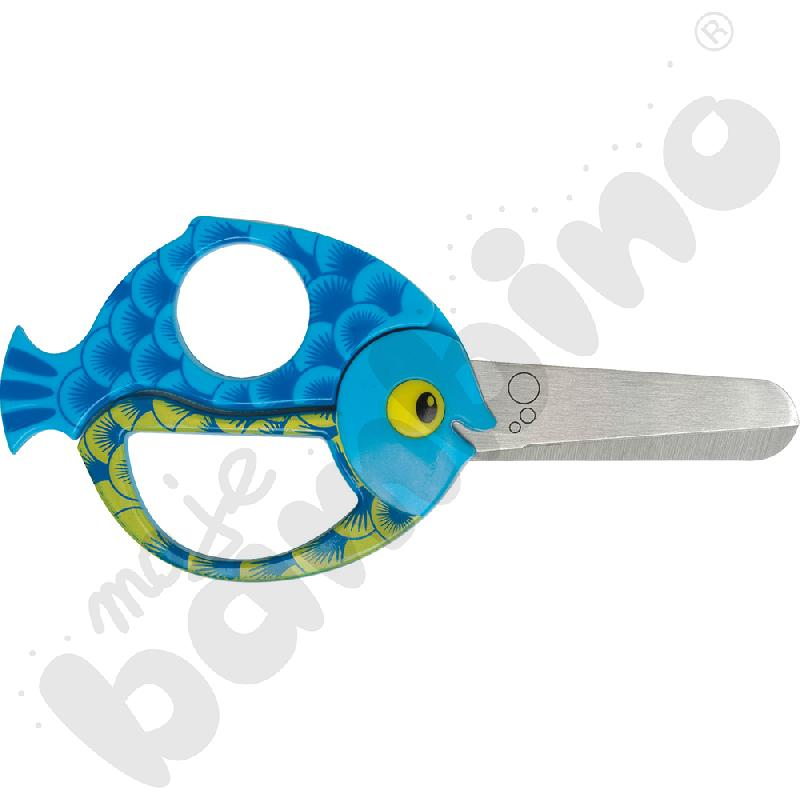 Nożyczki zwierzaczki rybka