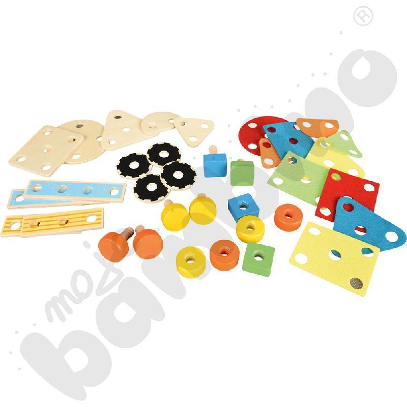 Mini zestaw konstrukcyjny 3