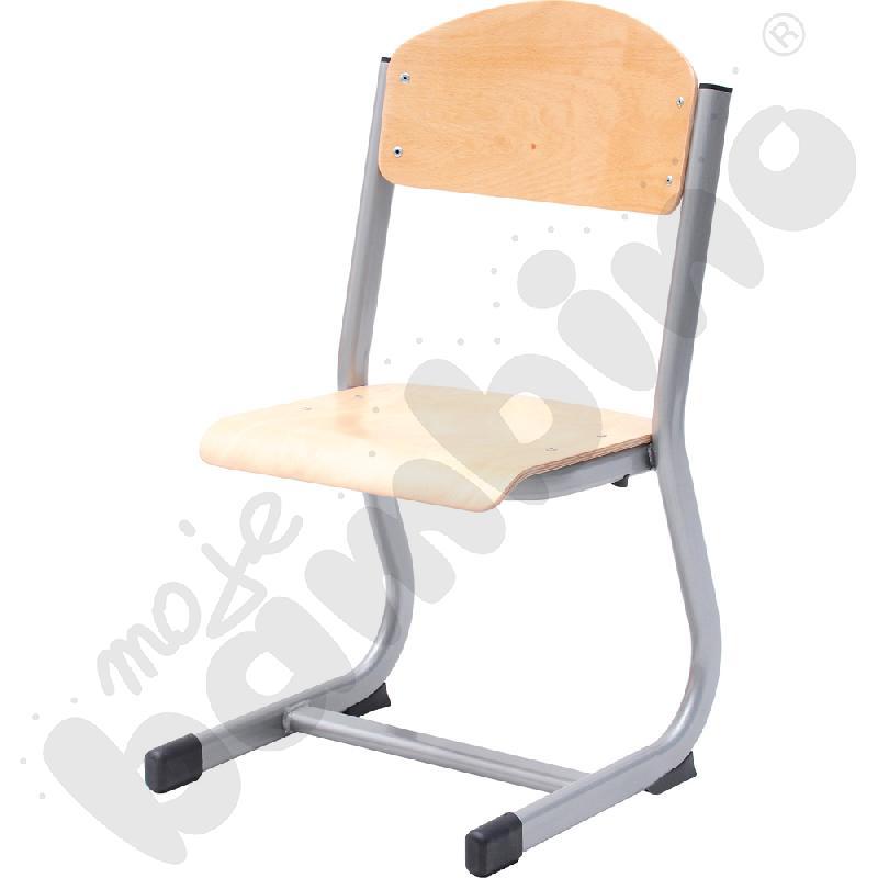 Krzesło IN-C rozm. 3 srebrne