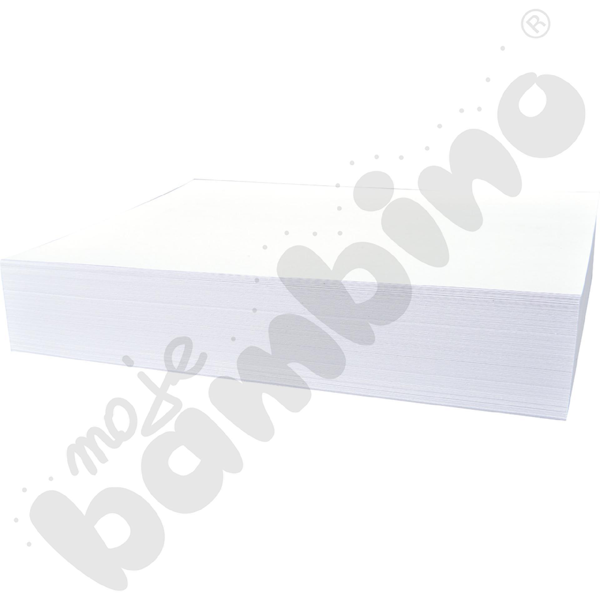 Biały papier ksero