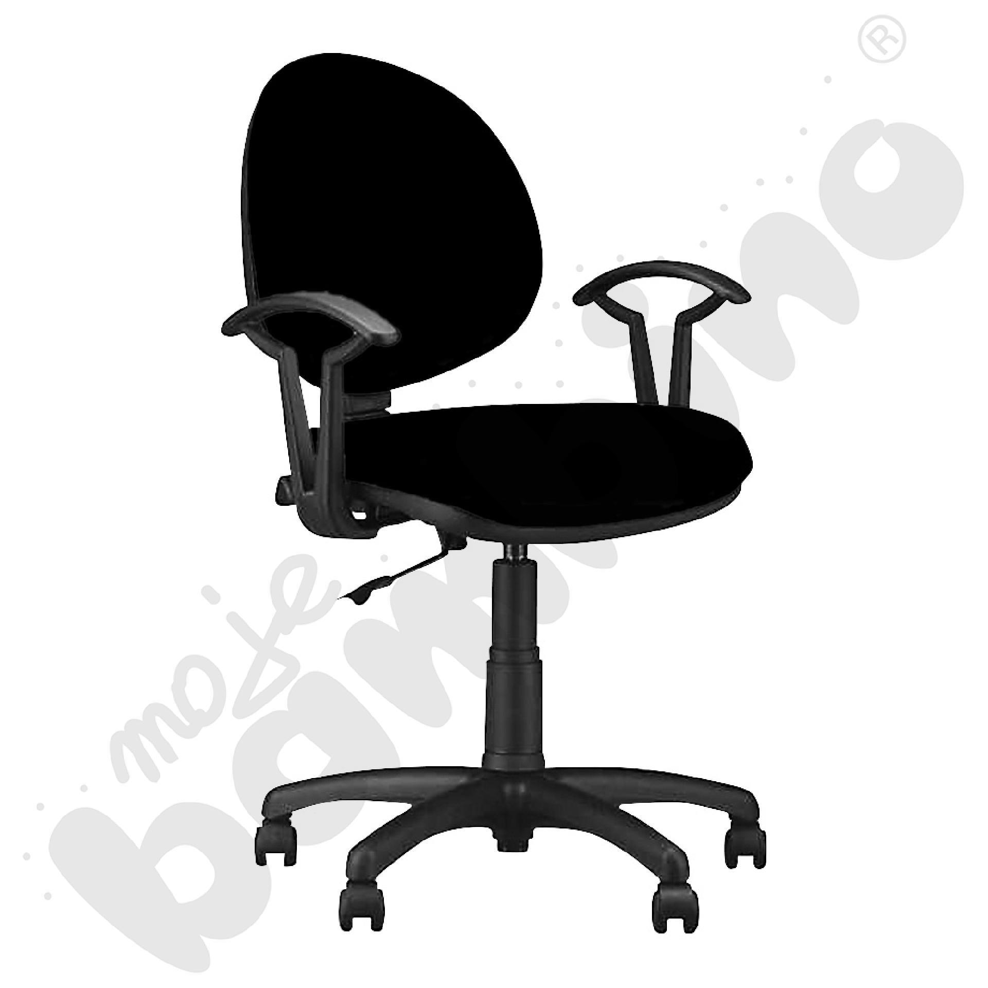 Krzesło obrotowe mikro...