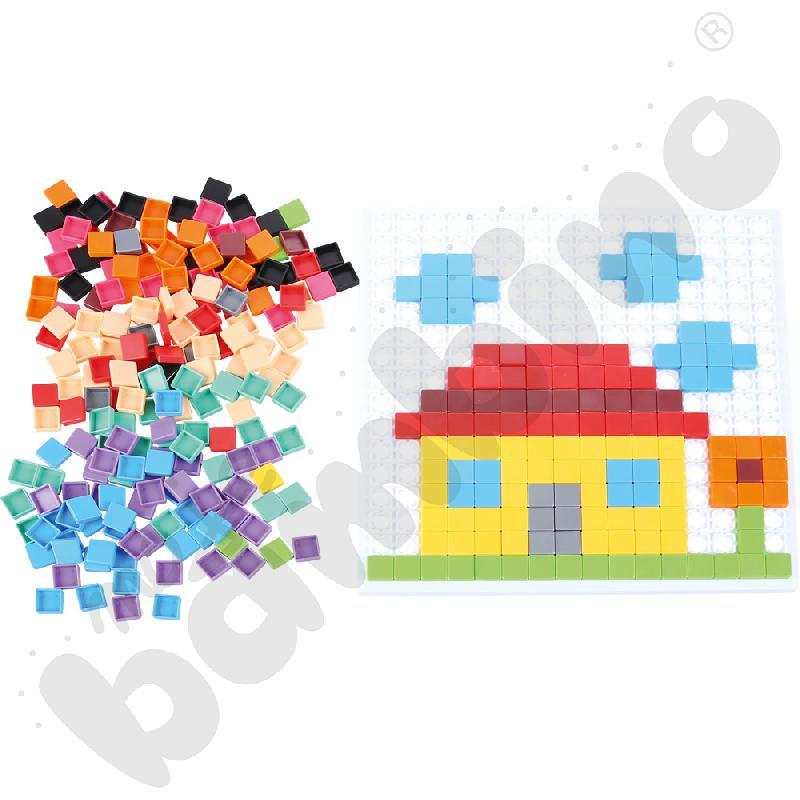 Kwadratowa mozaika