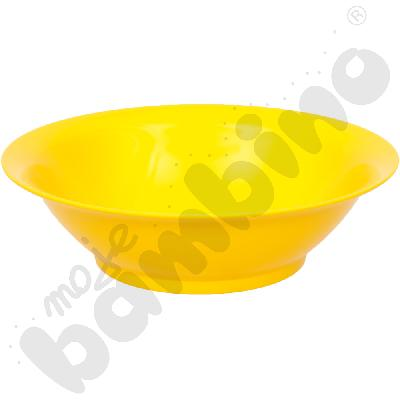 Miska 16,5 cm - żółta