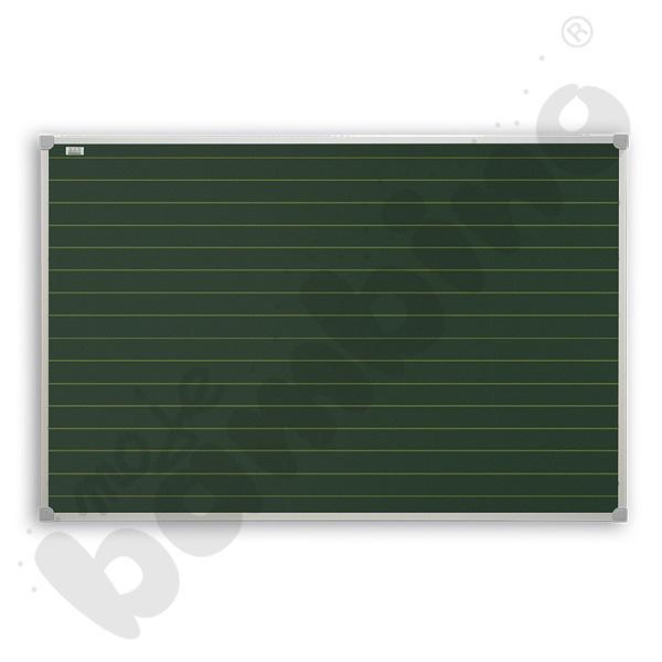 Tablica zielona pojedyncza 150x80 cm (linia)