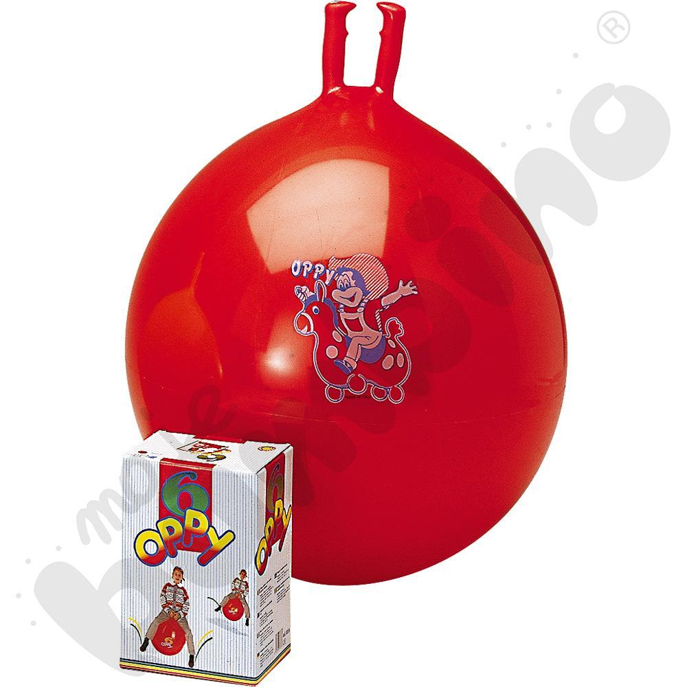 Piłka skacząca Oppy 60 cm