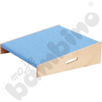 Podest trap - wys. 20 cm jasnoniebieski