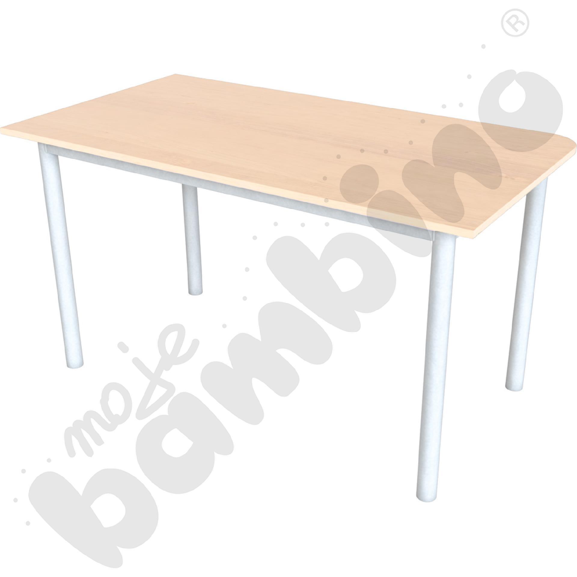 Stół konferencyjny lewy buk