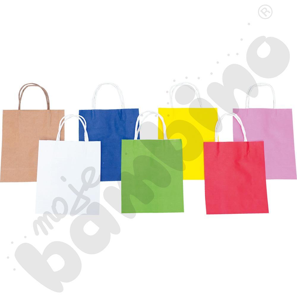Papierowe torebki