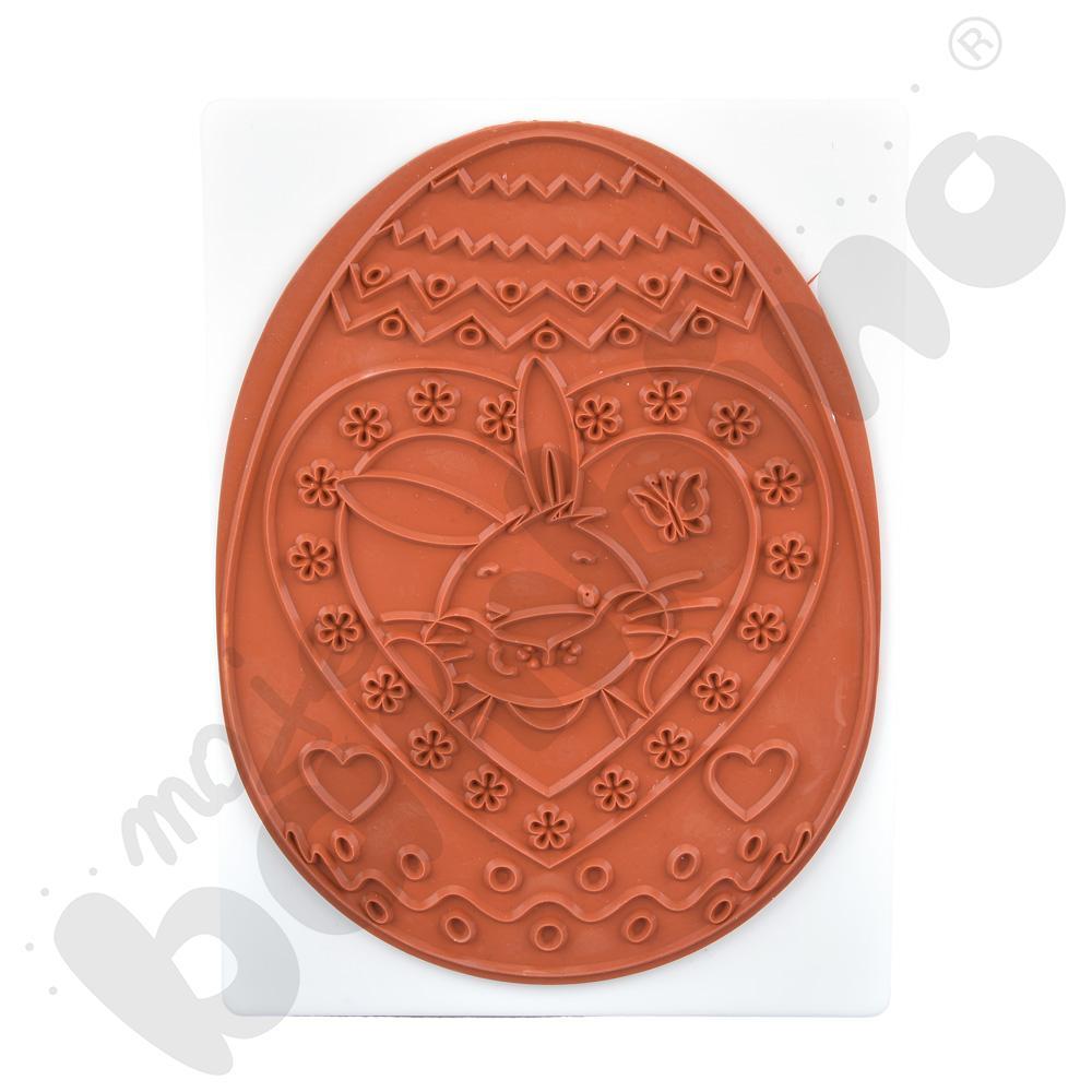 Duży stempel Wielkanocne jajo