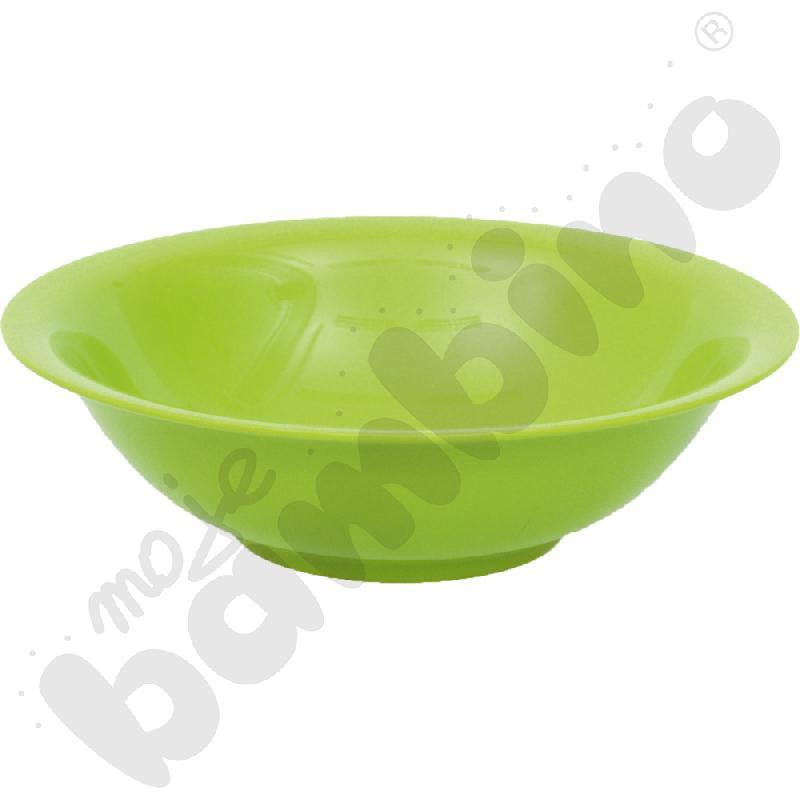 Miska 14 cm - zielona