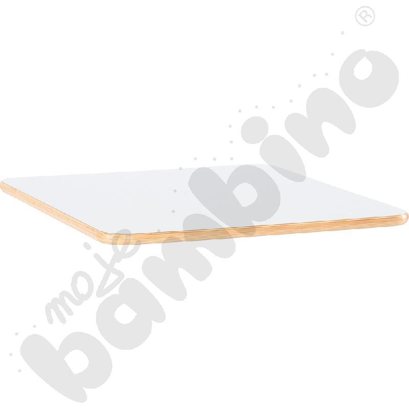 Blat Flexi kwadratowy - biały