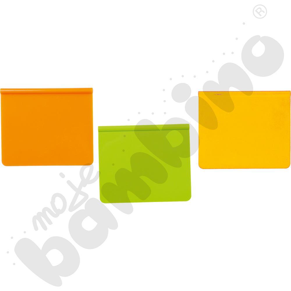 Tabliczka z podpisem - zielona
