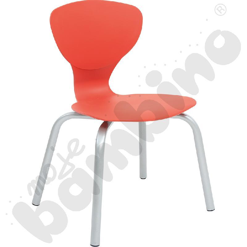 Krzesło Flexi czerwone rozm. 5