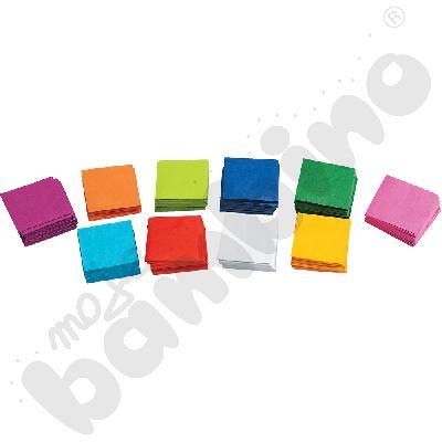 Bibułkowe kwadraciki