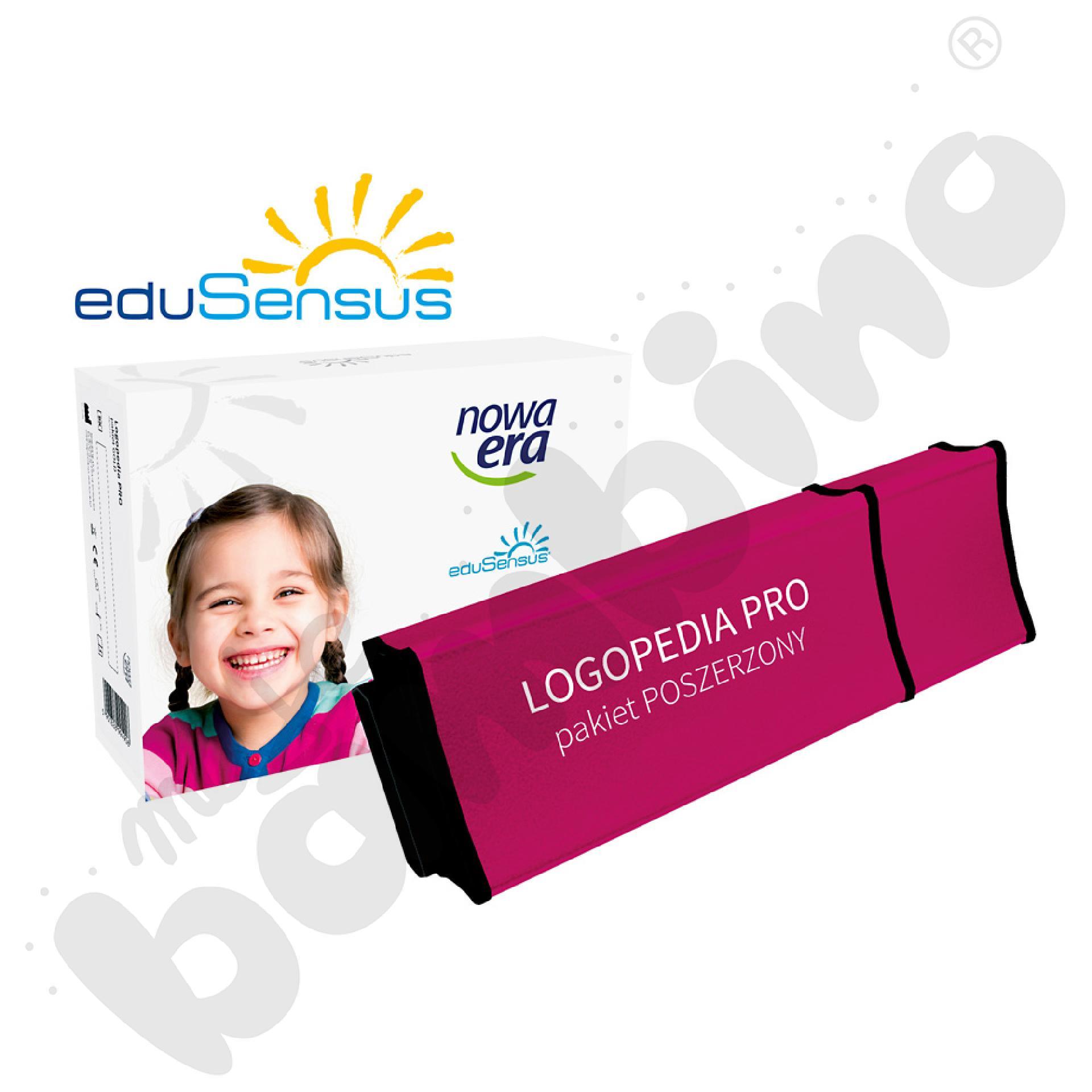 eduSensus LOGOPEDIA Pakiet Poszerzony