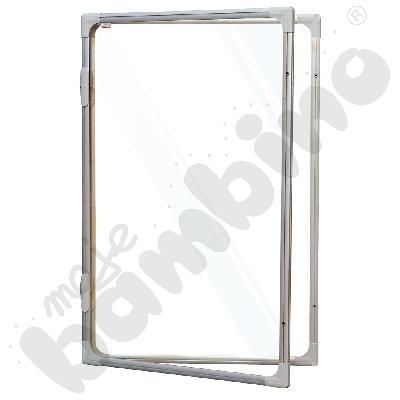 Gablota wewnętrzna otwierana na bok suchościeralno-magnetyczna 90 x 120 cm