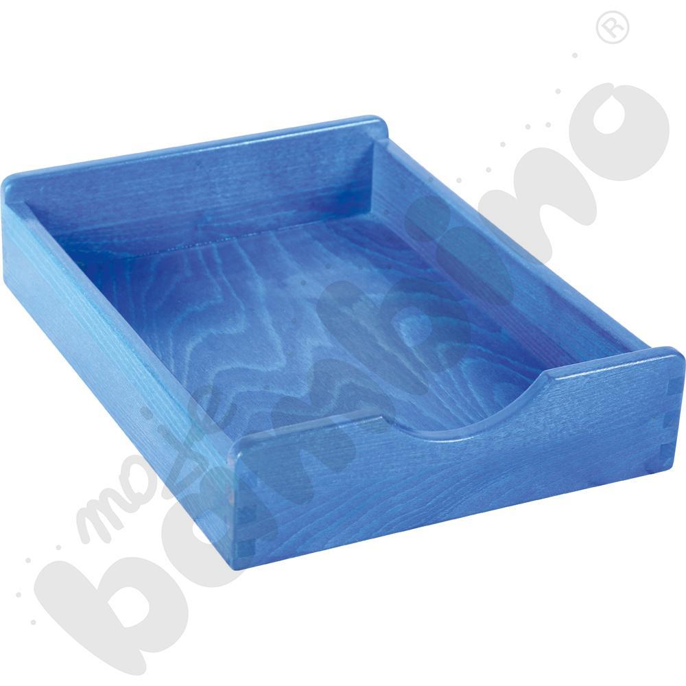 Szuflada niebieska