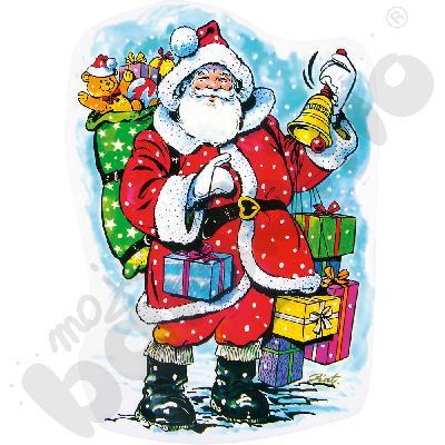 Św. Mikołaj z dzwoneczkiem