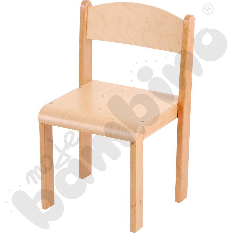 Krzesło Tender ze stopką filcową rozm. 3