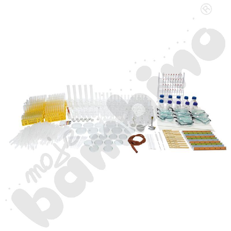 Zestaw laboratoryjny - chemia